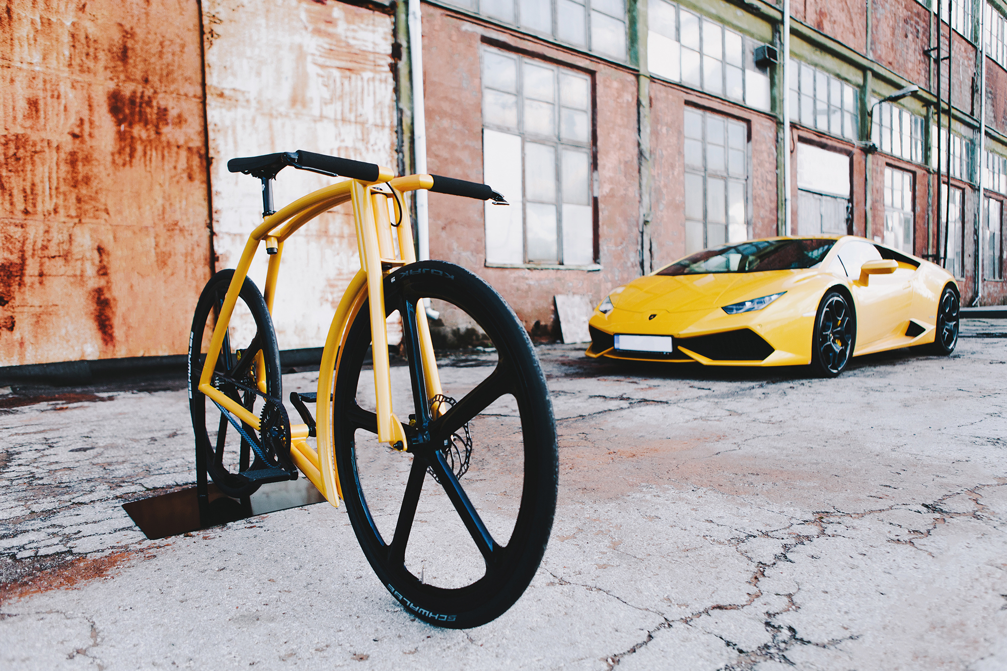 Meet Viks Gt A Commuter Inspired By Italian Supercars Viks